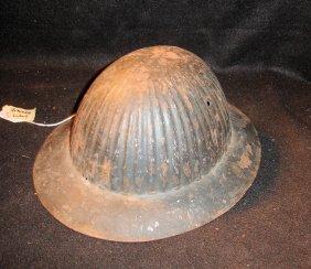 WW1 Portugese Helmet Shell