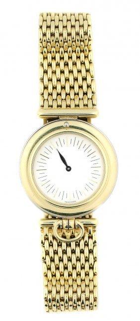 Audemars Piguet 18 Karat Gold Wristwatch
