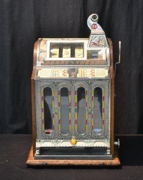 Mills 5 Cent Candy Slot Machine