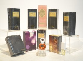 (10) Assorted Perfumes Including Paulina Oro ,