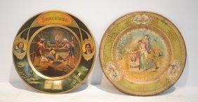 Vienna Art Plates - Jamestown 1607-907