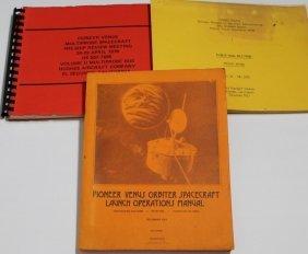 Pioneer Venus Orbiter Launch Operations Manual