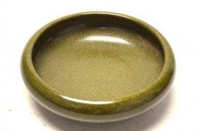 Chinese Tea Dust Glaze Porcelain Bowl
