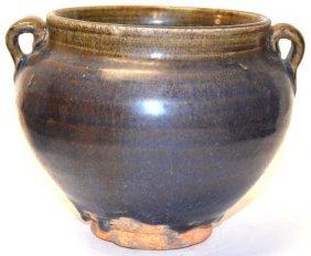 Chinese Junayo Glaze Porcelain Bowl