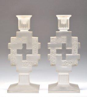 LALIQUE - Design Of René LALIQUE (1860-1945)