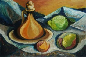 DAUDELIN, Charles RCA (1920-2001)