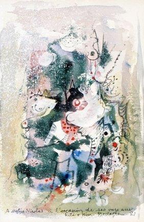 Bellefleur, Léon (1910-2007)