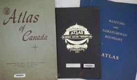 Canadian Atlas. - 8 Atlas.
