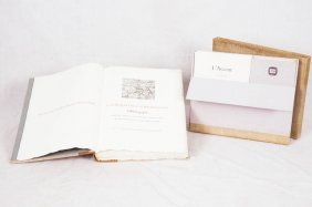 Lande, Laurence Lot Of 2 Volumes :