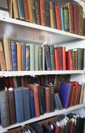History, In English – Approximately 150 Volumes