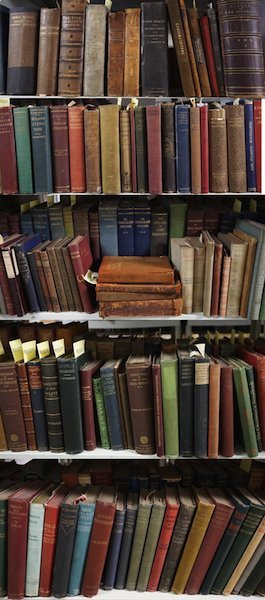 Literature, In English – Approximately 250 Volumes