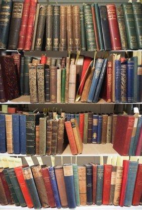 Littérature, En Anglais – Environ 125 Volumes British