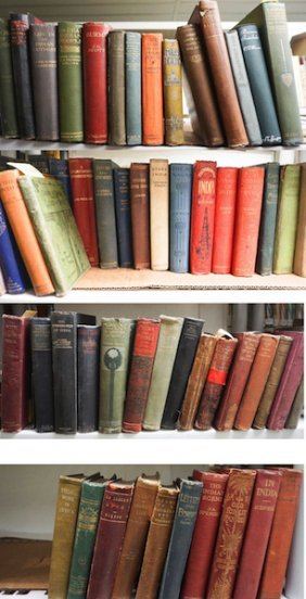 Geography, In English – Approximately 85 Volumes India,