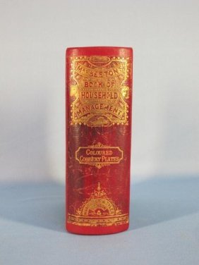Mrs Beeton's Book Of Household Management 1871