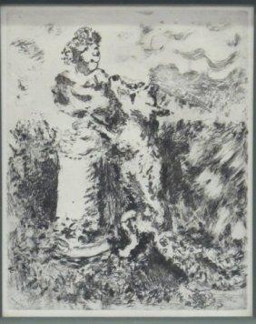 Marc Chagall (1887-1985), Fables De La Fontaine