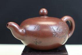 Zisha Pottery Teapot