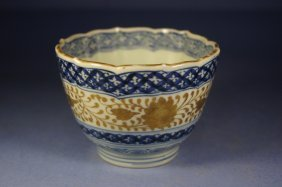 Chinese Antique Export Porcelain Tea Cup