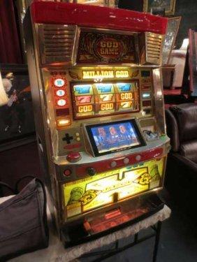 Asian Slot Machine