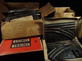 Vintage Train Equipment, Includes Lionel Transformer