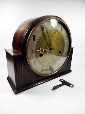 Kienzle Mantle Clock With Key