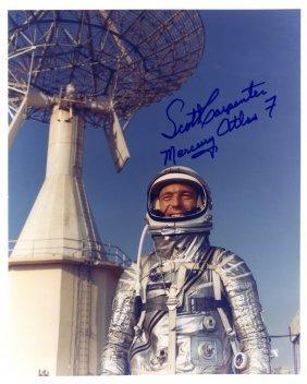 Carpenter Scott: (1925-2013) American Astronaut, One Of