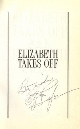 Taylor Elizabeth: (1932-2011) English Actress, Academy
