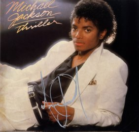 Jackson Michael: (1958-2009) American Pop Singer.