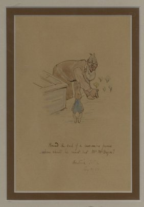 Potter Beatrix: (1866-1943) English Author Of