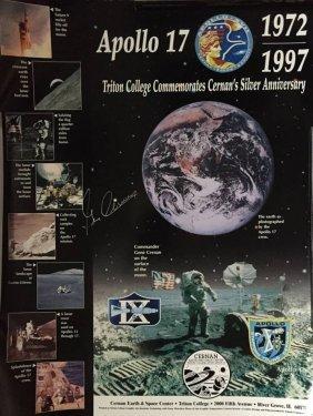 Cernan Gene: (1934- ) American Astronaut, Commander Of