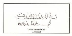 Space: Selection Of Signed Cards By Various Astronauts