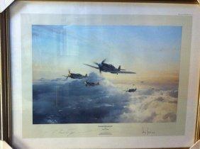 Galland Adolf: (1912-1996) German Fighter Pilot Of