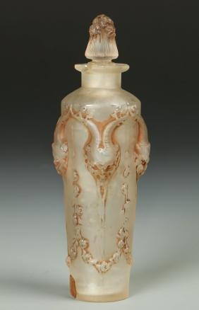 Lalique Pan Perfume Bottle