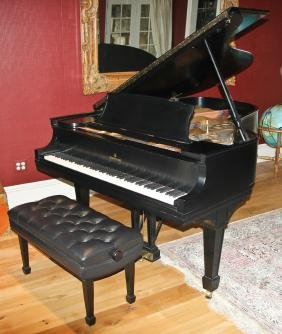 1938 Steinway Model A Parlor Grand Piano