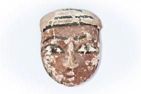 Ancient Egyptian Mummy Mask