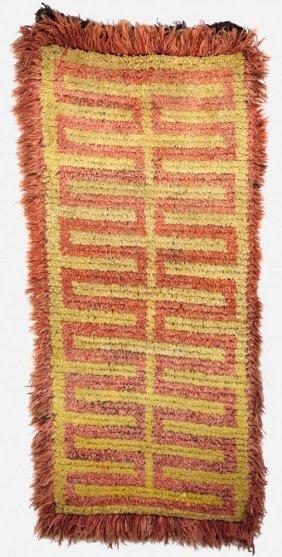 Tibetan Tiger Meander Rug