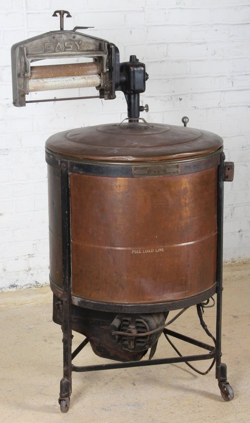 copper machine