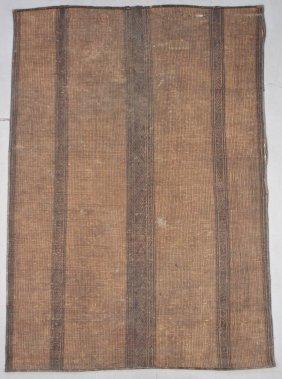 "Northwest African Tuareg Rug: 6'4"" X 12'4 (193 X 376"