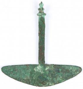 Pre-columbian Ceremonial Knife/tumi, Inca Culture