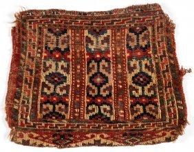 Antique Central Asian Chodor Mafrash