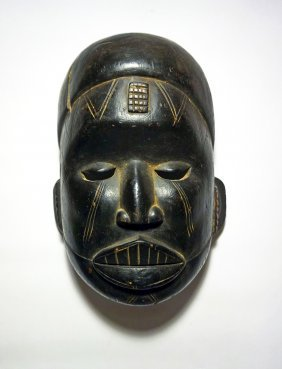 Old Ogoni Mask, Nigeria