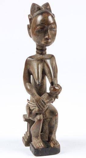 Baule Maternal Figural Group