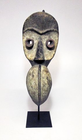 A Dan Kran Avian Mask