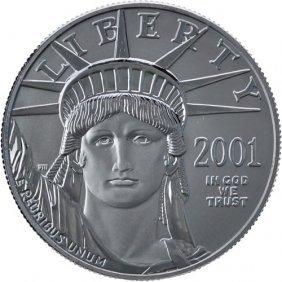 1/10 Oz Platinum American Eagle - Random