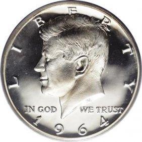 100 -1964 Kennedy Half Dollars 90% Silver