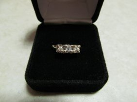 Lady's Diamond Anniversary Ring