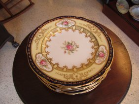 Tiffany & Co. New York Coalport Rose