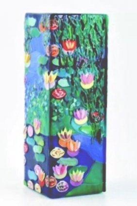Water Lilies Vase Claude Monet Contemporary Art