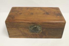 Chinese Huali Wood Box