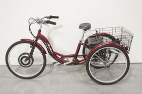 Schwinn Meridian Electrical Tricycle