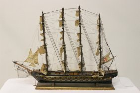 A Large Ship Model